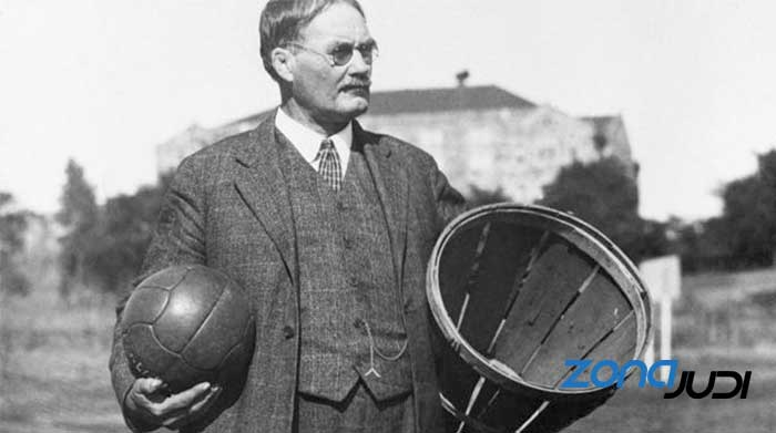 sejarah basket dr naismith